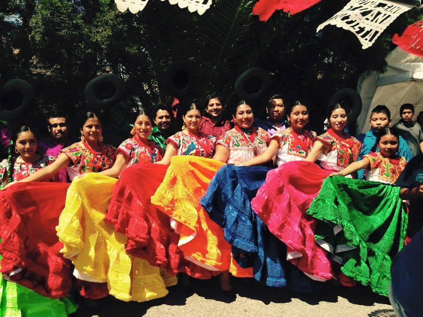 Grupo Folklorico Princesa Donaji