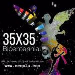 Convocatoria a participar en la Exhibición 35X35 Bicentennial